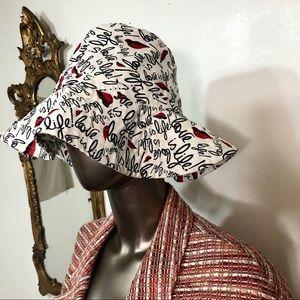 DVF • Bucket Beach Hat